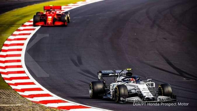 Honda Berhasil Raih Hasil Cemerlang di Sirkuit Nurburgring Pada Ajang Grand Prix Eifel 2020