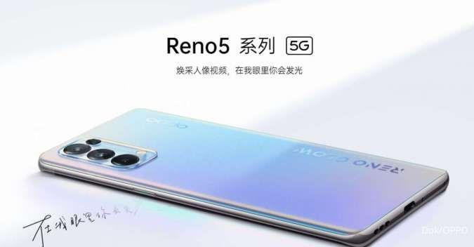 Resmi diluncurkan di China, ini dia spesifikasi OPPO Reno5