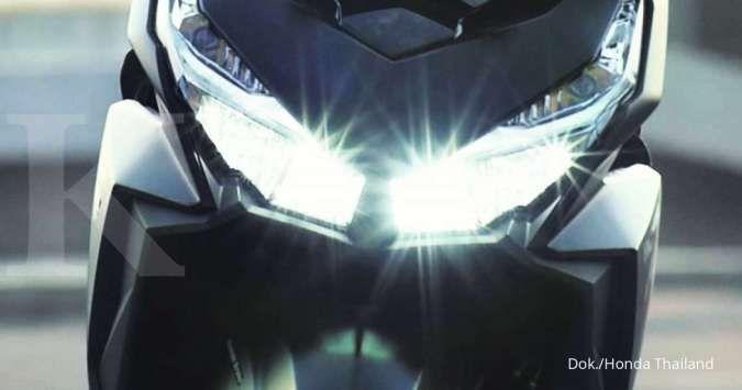 Honda Click, kembaran Honda Vario 160