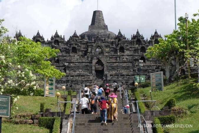 Wisata ke Candi Borobudur dan Ratu Boko, ini aturan yang harus pelancong patuhi