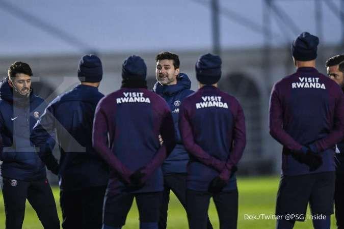 Sergio Ramos diklaim siap debut bersama PSG di Ligue 1 pekan ini
