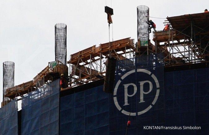 PTPP sudah serap capex Rp 562 miliar hingga bulan April