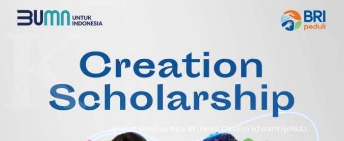 Bank BRI buka pendaftaran beasiswa, bisa dapat biaya kuliah hingga 8 juta!
