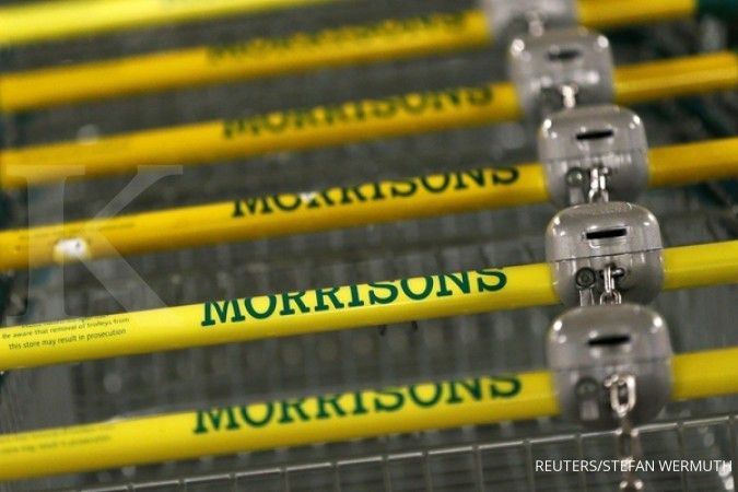 Perusahaan ekuitas swasta CD&R siapkan penawaran untuk mengakuisisi Morrisons