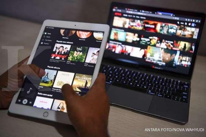 Indef: Potensi penerimaan pajak digital bisa capai Rp 530 miliar