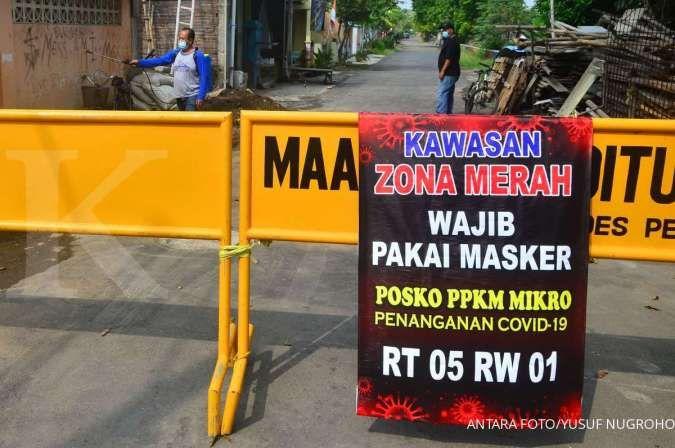 Awas, status PPKM 12 daerah di Jawa Tengah ini naik ke level 3, ada Pati, Kudus dll