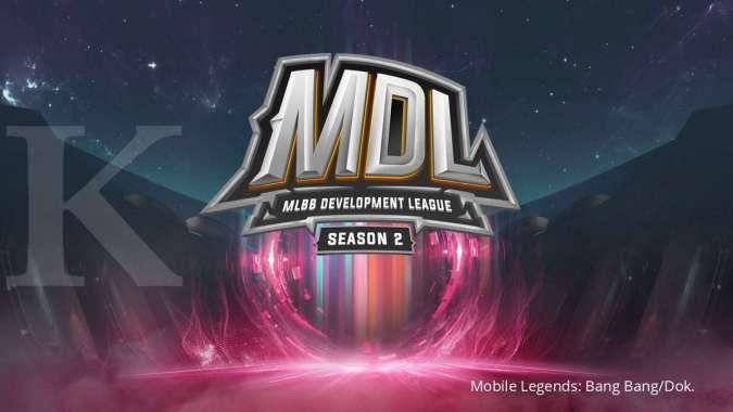 Jadwal MDL Reguler Season Minggu 1 hari ke-2 (23 Februari 2021) dan link streaming