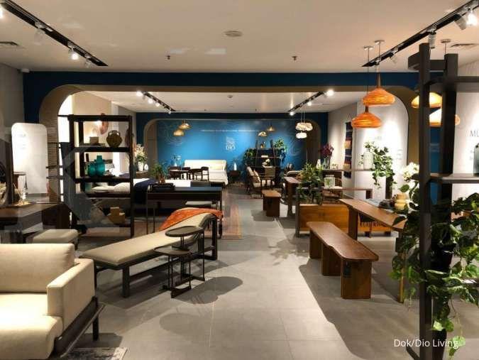 Dio Living, furnitur karya anak bangsa hadir di Jakarta Design Center
