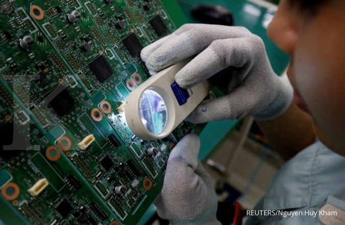 Vietnam tutup 4 kawasan industri termasuk pabrik Apple, bendung kasus COVID-19