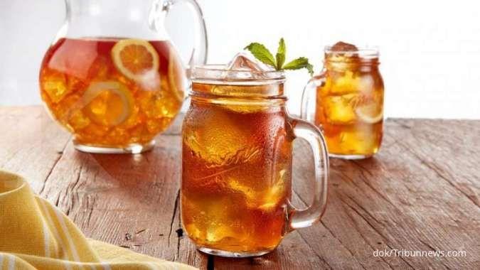 Luar biasa! Ini sederet manfaat es teh untuk kesehatan