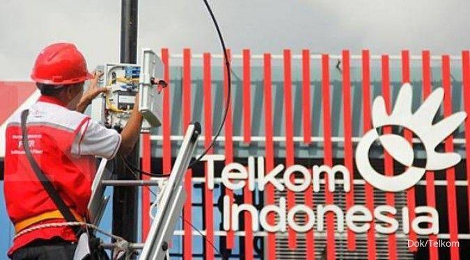 Didukung berbagai katalis positif, simak rekomendasi saham Telkom Indonesia (TLKM)