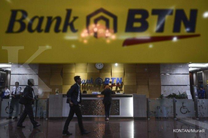 BTN yakin bisa catatkan kenaikan kredit sebesar 7% pada tahun 2021