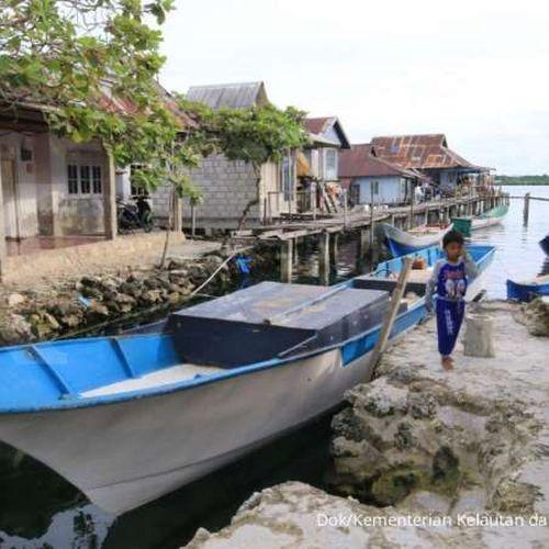 Kolaborasi dengan Astra, KKP Kembangkan Kampung Nelayan Maju dan Sejahtera