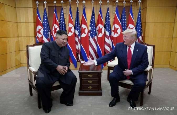 Trump positif Covid-19, Kim Jong Un pun tergugah untuk pertama kalinya