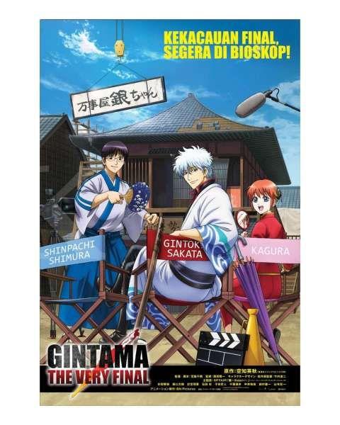 Film anime Gintama: The Very Final
