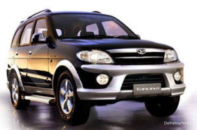 Harga mobil bekas Daihatsu Taruna Oxxy