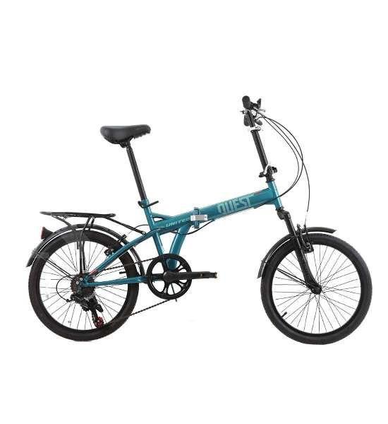 Ini seri dan harga sepeda lipat United paling murah yang ada di pasaran
