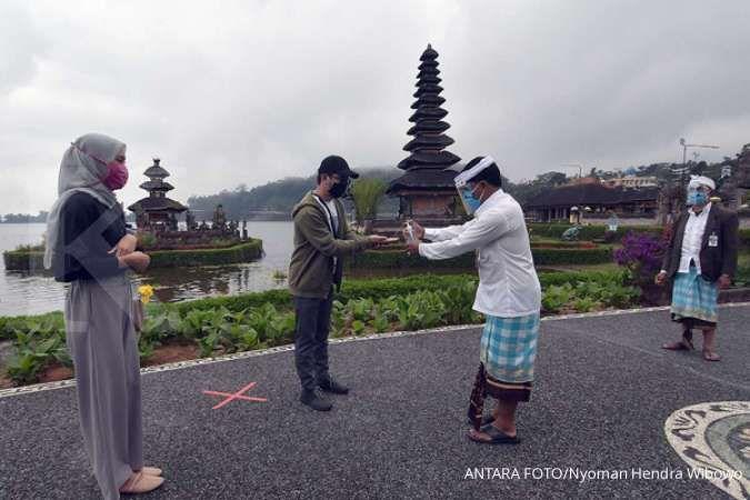 Mulai hari ini, Bali siap sambut kembali wisatawan