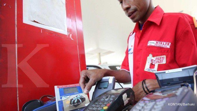 Uang tunai di dompet kurang, bisa bayar transaksi pakai Flazz BCA