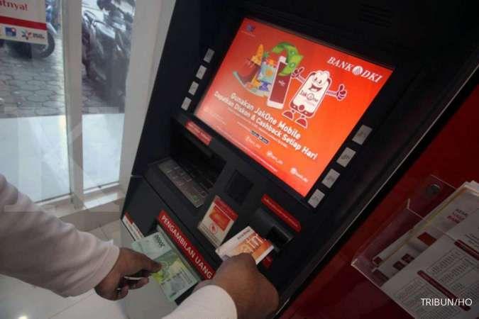 Nasabah Bank DKI diminta ganti kartu ATM ke kartu ATM cip sebelum 31 Oktober 2021