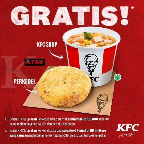 Promo KFC 21 Oktober-30 November 2020