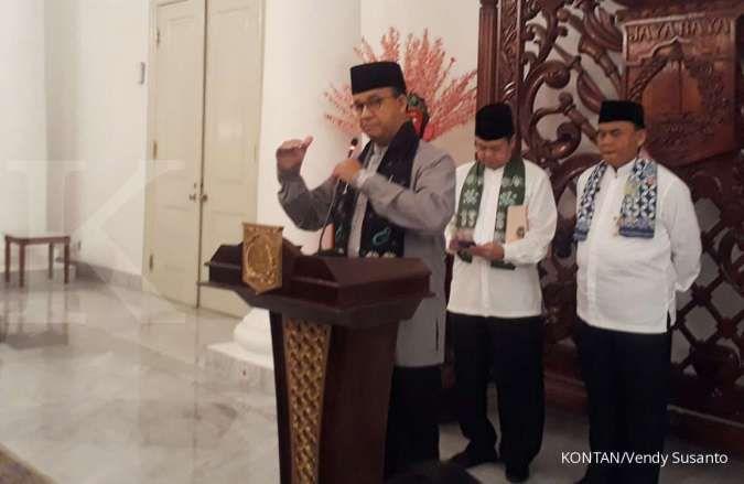 Dua pejabat DKI Jakarta mundur di tengah kisruh anggaran, Anies terkejut