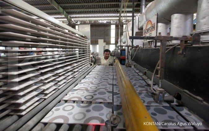 Asaki yakin industri keramik nasional masih punya prospek positif