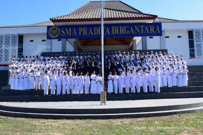 Pendaftaran SMA Pradita Dirgantara sudah dibuka, simak syarat dan jadwalnya
