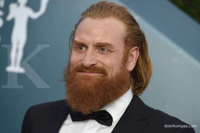 Pemain film Game of Thrones, Kristofer Hivju positif terinfeksi corona