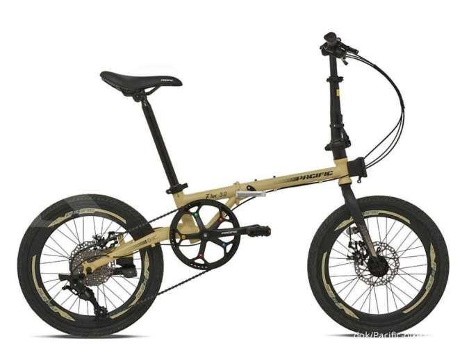 Gaya, ini daftar harga sepeda lipat Pacific Flux yang bikin dompet sumringah