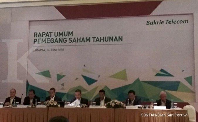 Bakrie Telecom (BTEL) berencana kembangkan bisnis siaran televisi digital