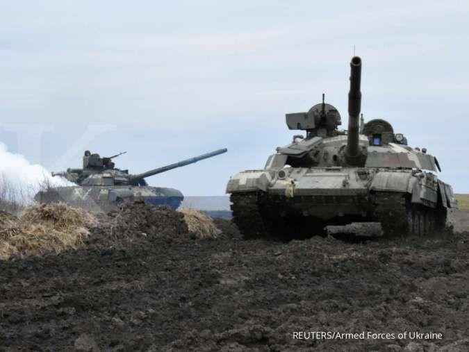 Rusia: Berkedok latihan gabungan, NATO akan mengirim senjata canggih ke Ukraina