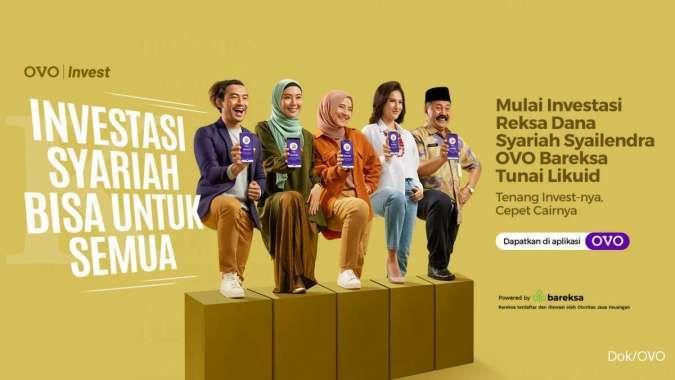 Syailendra Capital pasarkan produk reksadana syariah bersama OVO dan Bareksa