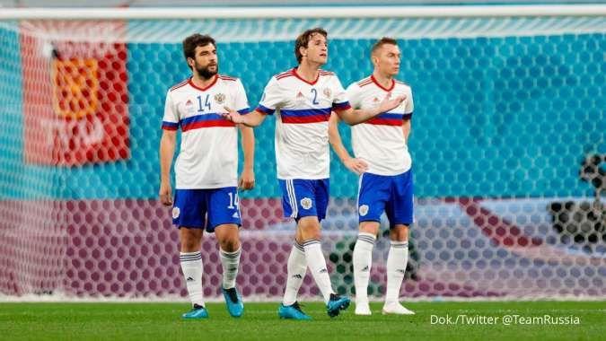 Jelang laga Finlandia vs Rusia di Grup B Euro 2021