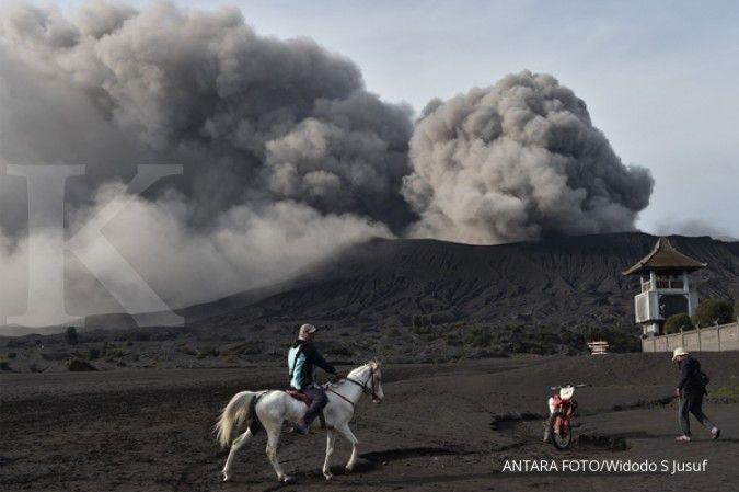 Tercatat sejarah, Gunung Bromo pernah meletus selama 16 tahun!