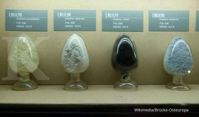Tanah jarang bisa diusahakan sebagai mineral logam, angin segar untuk PT Timah (TINS)