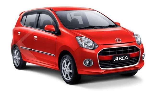 Berbandrol Rp 50 jutaan, harga mobil bekas Daihatsu Ayla tahun segini kian murah