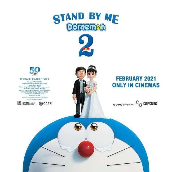 Film STAND BY ME Doraemon 2 segera tayang Februari tahun 2021 di bioskop.