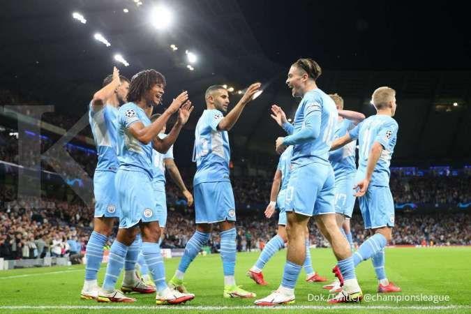 Jadwal Liga Inggris Liverpool vs Man City