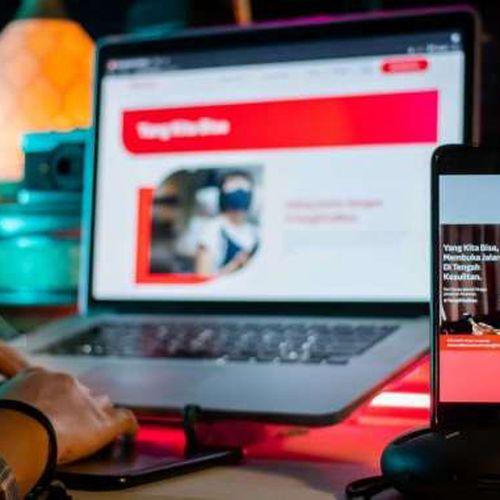 Telkomsel Ajak Masyarakat Lakukan Yangkitabisa untuk Saling Bantu Hadapi Pandemi Covid-19