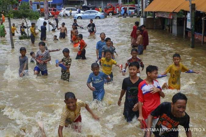 Banjir Jakarta, DPRD DKI singgung anggaran penanganan banjir yang dipangkas Pemprov