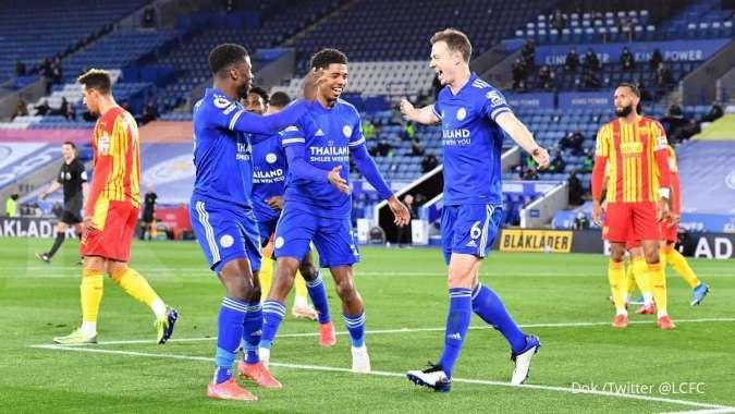 Leicester vs Newcastle United: The Foxes wajib amankan poin dari The Magpies