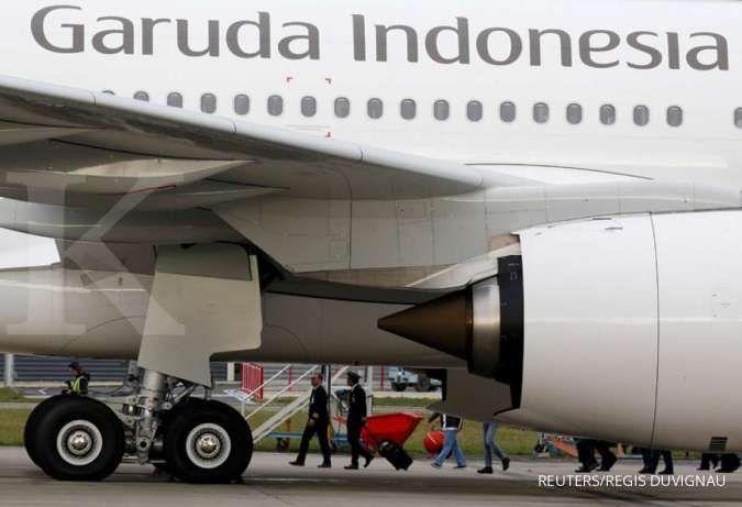 Ini tanggapan Garuda Indonesia (GIAA) soal putusan kasus tiket pesawat oleh KPPU