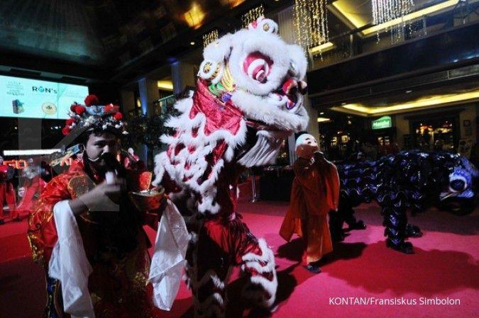 Barongsai, atraksi khas saat Tahun Baru Imlek yang sudah ada sejak zaman penjajahan