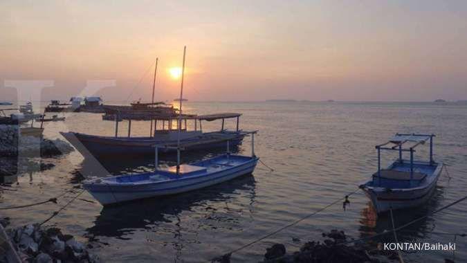 Sepi pengunjung, omzet resort di Kepulauan Seribu nyungsep