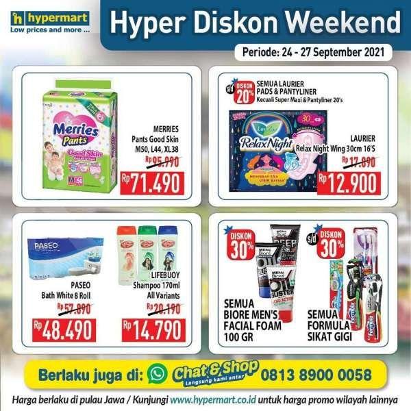 Promo JSM Hypermart 24-27 September 2021