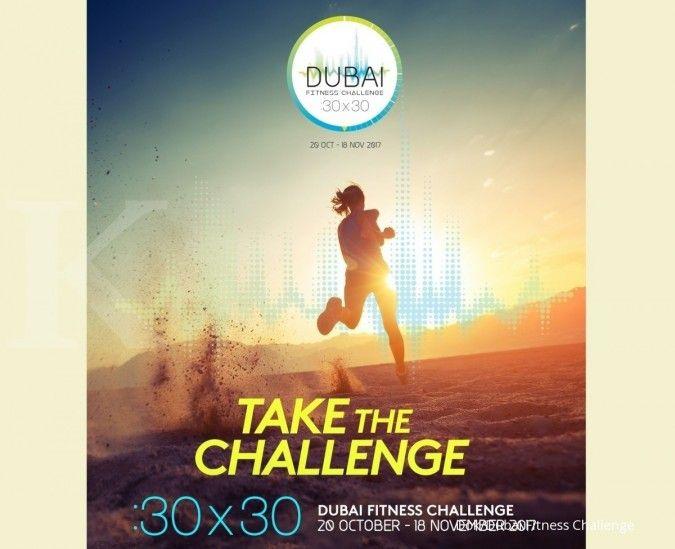 Putra Mahkota Dubai rilis Dubai Fitness Challenge