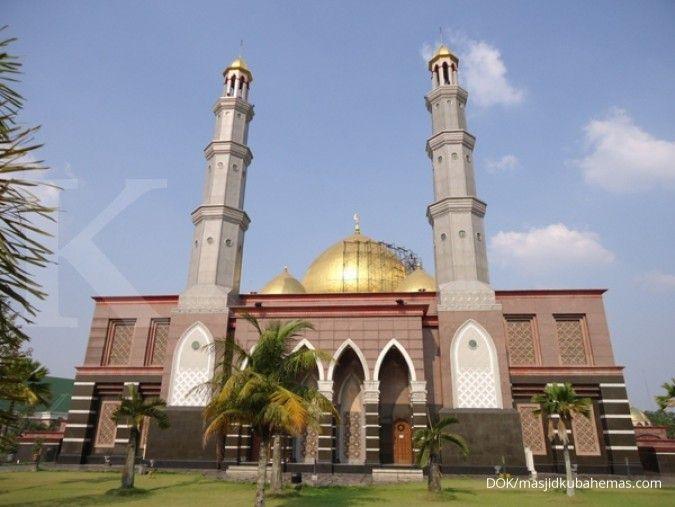 Besok pagi pukul 07.00, Masjid Kubah Emas Depok siap gelar Shalat Id