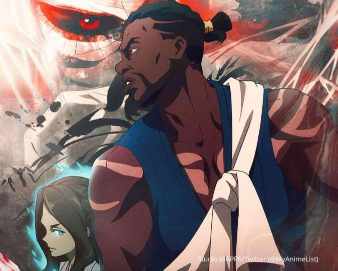Tayang sebentar lagi, anime Yasuke di Netflix perlihatkan trailer baru