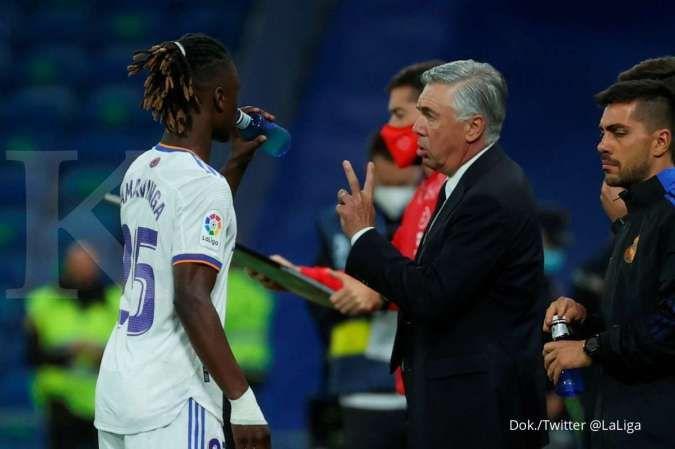 Hasil Real Madrid vs Villarreal di La Liga: Los Blancos tahan Kapal Selam Kuning 0-0